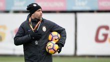 Tudor, Galatasaray ile ilk antrenmanına çıktı