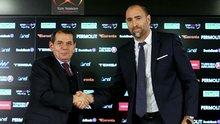 Galatasaray, Tudor ile sözleşme imzaladı