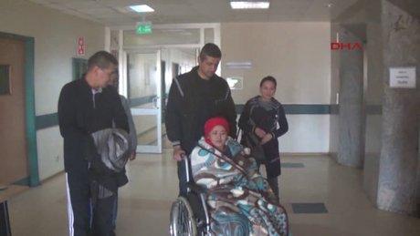 Fuhşa zorlanıp dövülen Kırgız kadın taburcu oldu