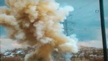 Mardin'de yola tuzaklanan patlayıcı imha edildi