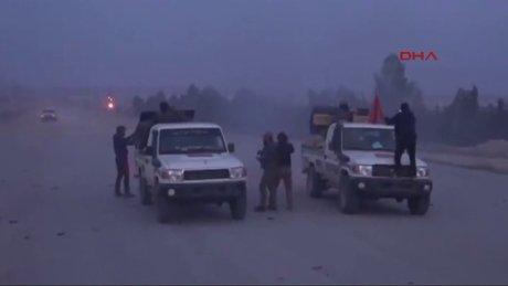 DEAŞ'ın direnci kırıldı, El Bab'da sona yaklaşıldı