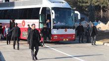 Cumhurbaşkanı Erdoğan'ın konvoyunda kaza meydana geldi