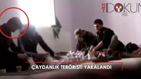 Çaydanlık teröristi yakalandı!