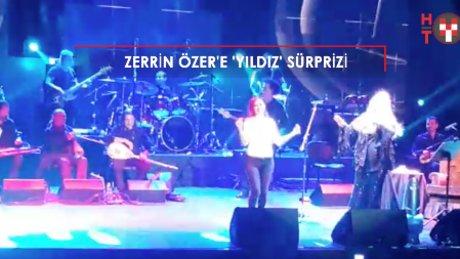 Zerrin Özer'e Yıldız sürprizi!
