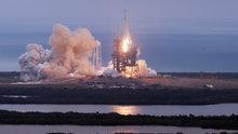 Falcon 9 roketi, NASA'nın tarihi rampasından fırlatıldı