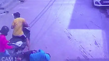 Hindistan'da sokak ortasında cinayet!