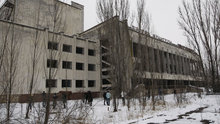 """""""Çernobil faciasına ufo müdahale etti!"""""""