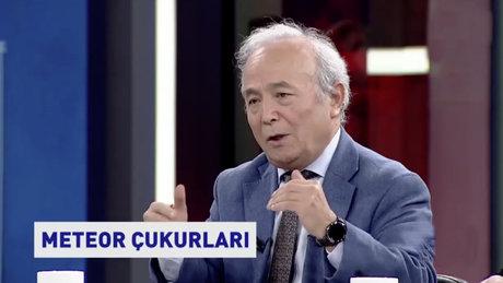 Türkiye'de kaç meteor çukuru var?