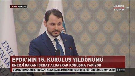 Enerji Bakanı Albayrak: Eski Türkiye bitti!