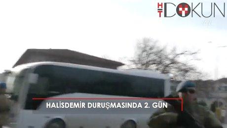 Şehit Halisdemir davasında ikinci gün: Son kurşunu atan konuştu