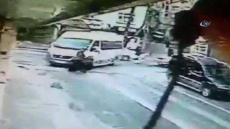 Kaza değil cinayet! 30 metre sürükledi