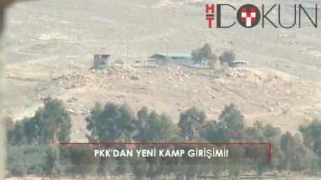 PKK'dan Irak'ta yeni kamp girişimi!