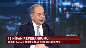 Özel Röportaj - 24 Şubat 2017 (Recep Akdağ)