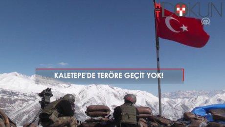 """Mehmetçik'in """"Kaletepe"""" destanı"""
