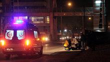 Minibüs anne ve kızına çarptı: 1 ölü, 1 yaralı