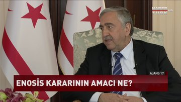 Ajans 17 - 24 Şubat 2017 (KKTC Cumhurbaşkanı Mustafa Akıncı)