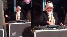 Dj Safiye'nin aşırı eğlenceli performansı