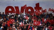 """İşte AK Parti'nin yeni referandum şarkısı """"Evet diyoruz"""""""