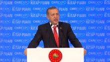Cumhurbaşkanı Erdoğan'dan '140 karakter' çıkışı