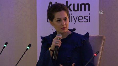 """""""Sultan'ın Dilinden Osmanlı"""" konferansı"""