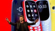 Nokia, yeni telefonu Nokia 3310'nu tanıttı