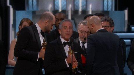 En İyi Film Oscar ödülü yanlış filme verilince...