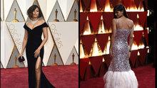 2017 Oscar Ödülleri töreninde şıklık yarışı