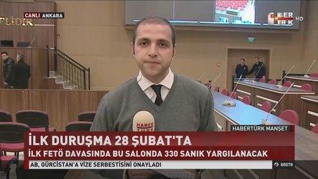 Türkiye'nin en büyük duruşma salonu
