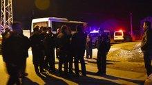 Konya'da bıçaklı kavga: 1 ölü 1'i polis 4 yaralı
