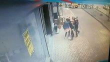 Esenyurt'ta penaltı kahramanı genci öldüren kovalamaca kamerada