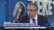 Cumhurbaşkanı Başdanışmanı Mehmet Uçum Habertürk'te - 2