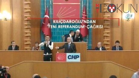 Kılıçdaroğlu: ''Milletten korkmayacaksınız''