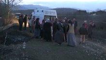 Amasya'da bir kişinin yanmış cesedi bulundu