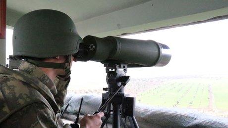 Türkiye-Suriye sınır hattında kuş uçurtulmayacak