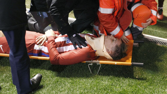 Torres ölümden döndü