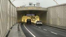 Cumhurbaşkanı Erdoğan Avrasya Tüneli'ni kullandı