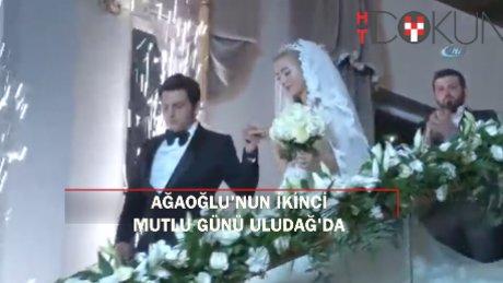 Ağaoğlu'ndan Kızına İkinci Görkemli Düğün