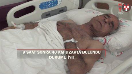 Düşen rejim uçağının pilotu hastanede