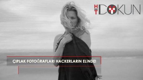 Kate Moss'un çıplak fotoğrafları hackerların elinde!