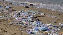 Kilyos plajına moloz döktüler