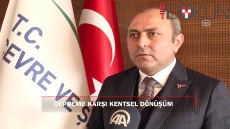 """İstanbul kentsel dönüşümle """"depreme karşı"""" güçleniyor"""