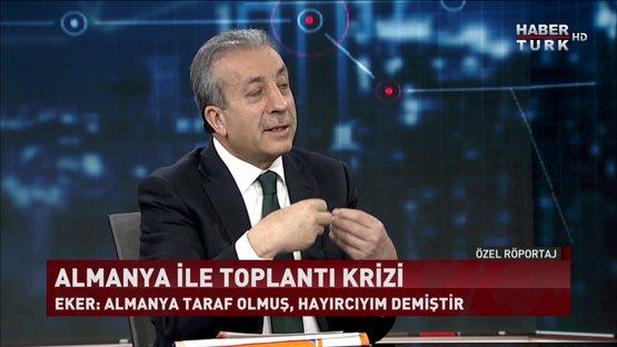Özel Röportaj - 7 Mart 2017 (Mehti Eker)