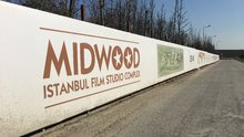 Midwood İstanbul Film Stüdyo Kompleksi inşaatı devam ediyor