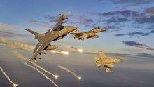 PKK'nın Kuzey Irak'taki kamplarına hava harekatı