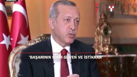 Erdoğan: Aynı Ekolden Gelmediğiniz Zaman Büyük Sorunlar Oluyor