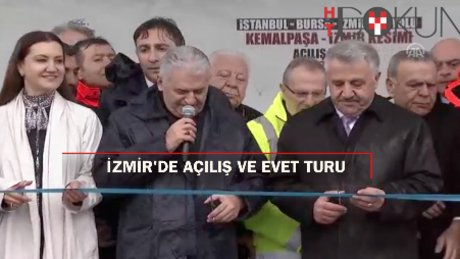 """Başbakan Yıldırım: """"Mühür sizin, karar sizin"""""""
