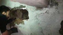 Silopi'de bir evin bodrumunda silah ve mühimmat ele geçirildi