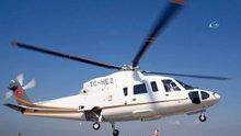 Kule, düşen helikopter pilotuna böyle anons geçmiş