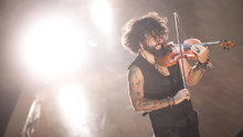 Şanlıurfa kökenli Malikian'dan müzik ziyafeti