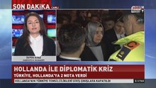 Türkiye'den Hollanda'ya iki nota